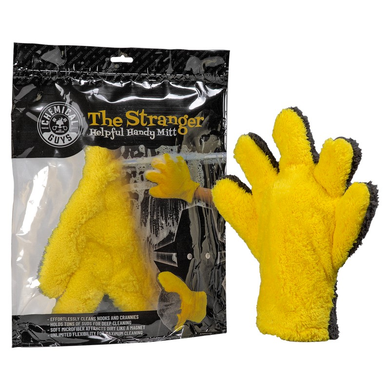 Chemical Guys - Stranger Handy Washandschoen