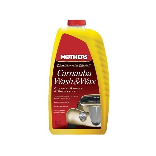 Mothers Carnauba Wash & Wax - 1842ml