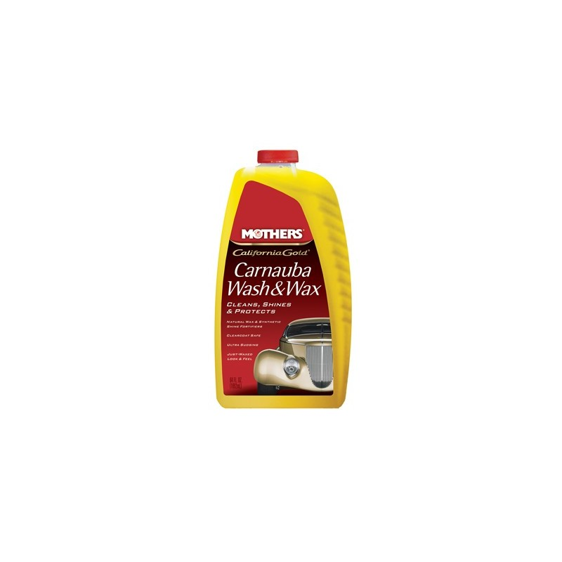 Mothers Carnauba Wash & Wax - 1842ml