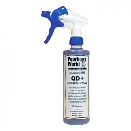 Poorboys World - QD+ Quick Detailer Plus - 473ml
