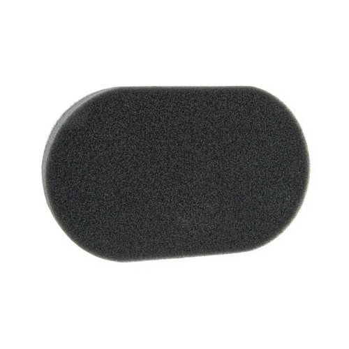 Monello - Black Soft Finishing Euro Foam Hand Applicator