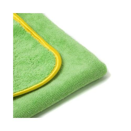 Poorboys World - Deluxe Mega Towel - Groen - 39x39cm