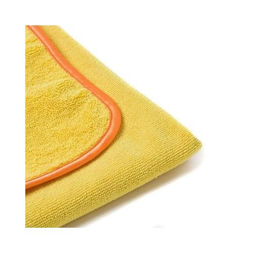 Poorboys World - Deluxe Mega Towel - Geel - 39x39cm
