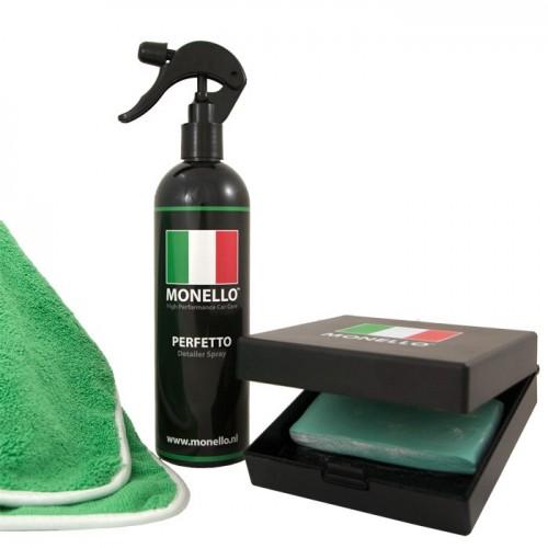 Monello - Dolce Verde Klei Set