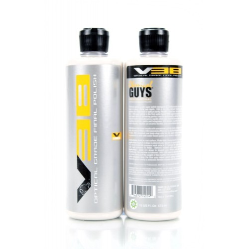 Chemical Guys - V38 Optical Polish - Optical Grade Final Polish - 473ml