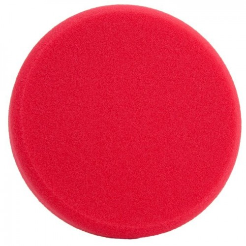 "Monello - Raffini 5,5"" Foam Finishing Pad - Red"