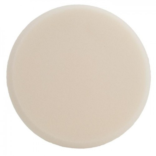 "Monello - Raffini 5,5"" Foam Polishing Pad - White"