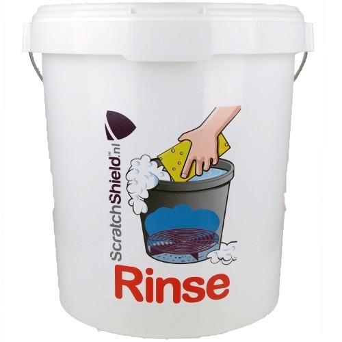 ScratchShield - Bucket Rinse