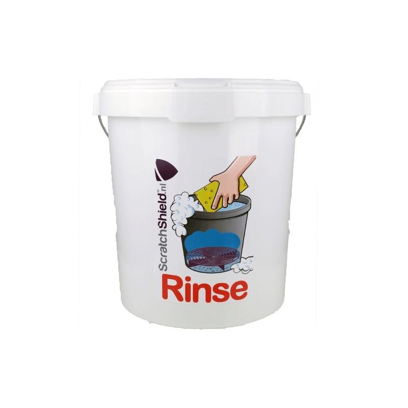 Scratch Shield - Bucket Rinse