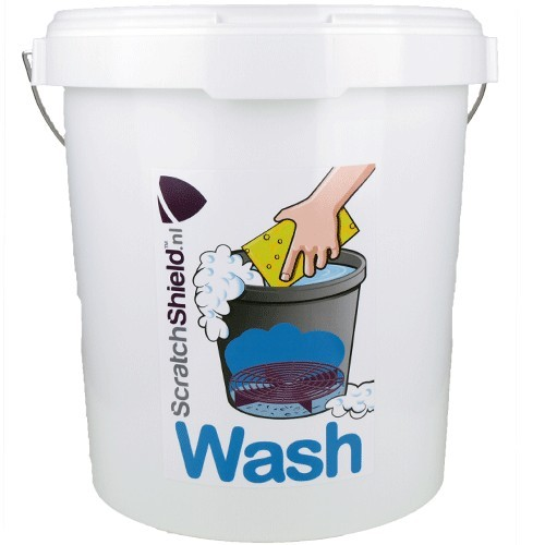 ScratchShield - Bucket Wash