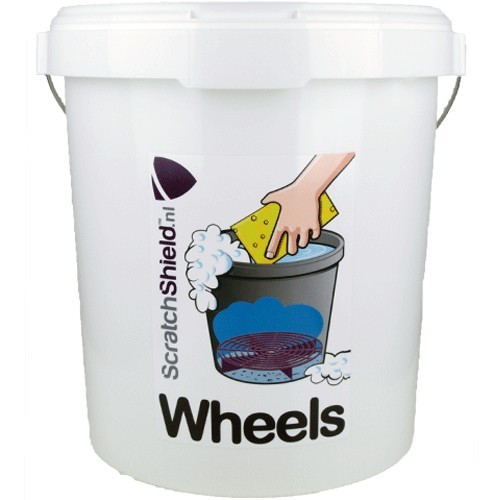 Scratch Shield - Bucket Wheels