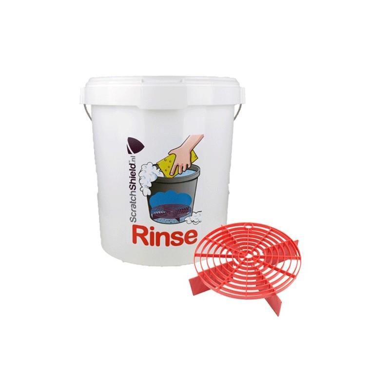 ScratchShield - Bucket Rinse + ScratchShield Red