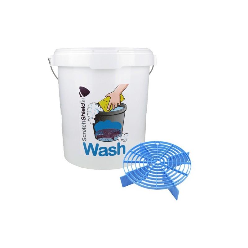 ScratchShield - Bucket Wash + ScratchShield Blue