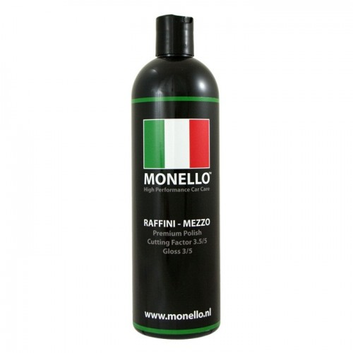 Monello - Raffini Mezzo Polish - 500ml - Cut 3.5/5 Gloss 3/5