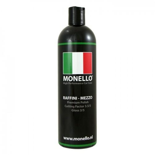 Monello - Raffini Mezzo Polish - 500ml - Cut 3.5/5 Gloss 3/5