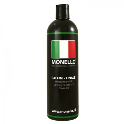 Monello - Raffini Finale Finishing Polish - 500ml - Cut 2/5 Gloss 5/5