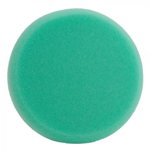 "Monello - Raffini 4"" Foam Heavy Polishing Pad - Green"