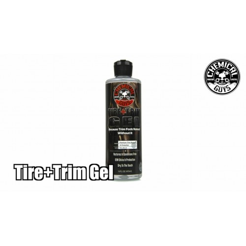 Chemical Guys - New Look Trim Gel - 473ml