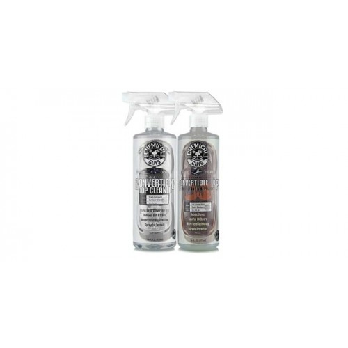 Chemical Guys - Convertible Top Cleaner and Protectant kit - 2 x 473ml