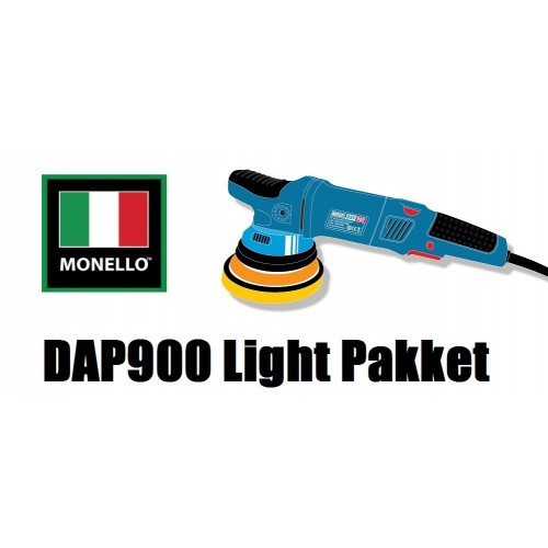 Polishing Power - DAP 900 V3 Light Pakket