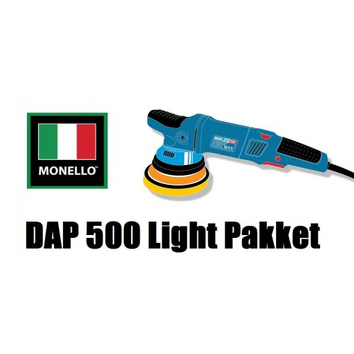 Polishing Power - DAP 500 Light Pakket