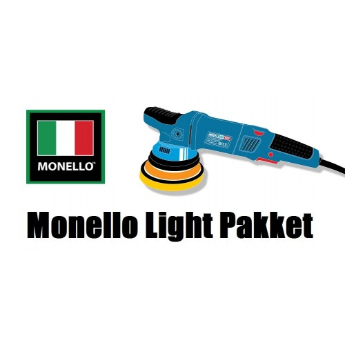 Polishing Power - DAP 500 Monello Starterskit
