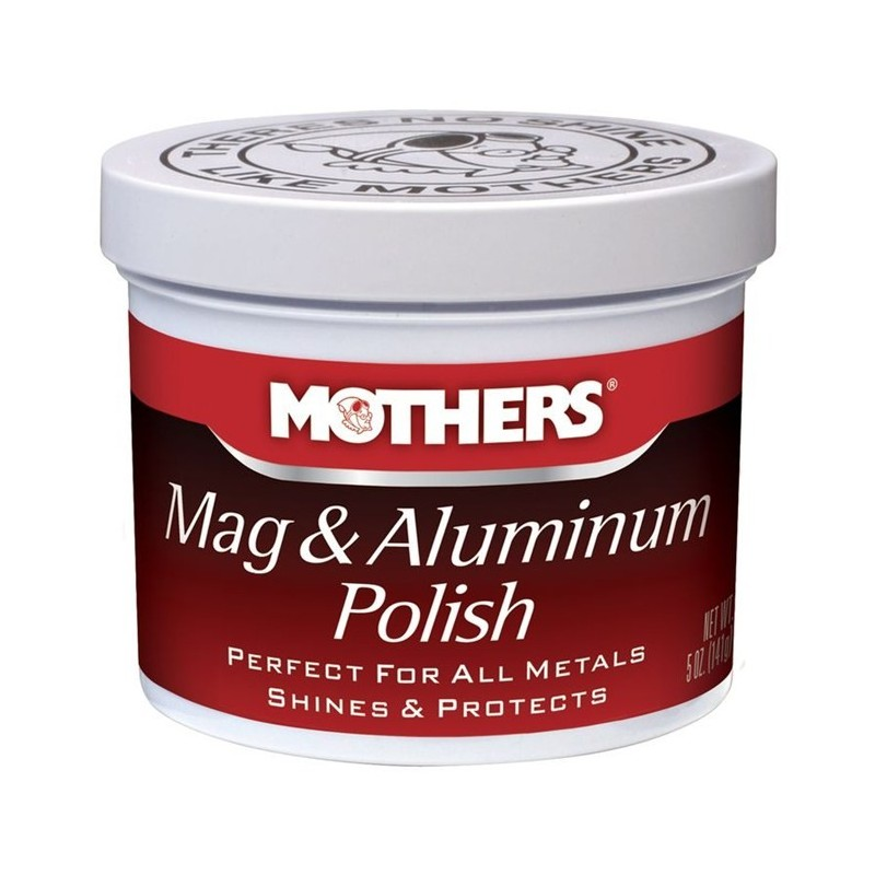 Mothers Wax - Mag & Aluminum Polish - 140gr