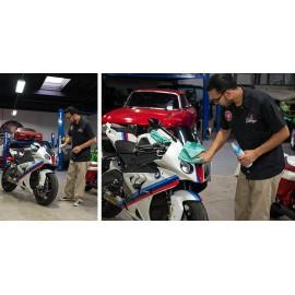 Motorfiets Detailing